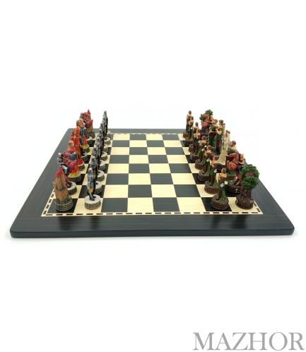 Шахматы Italfama R71151+G10240E - Фото №1