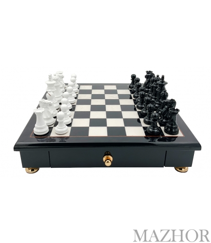 Шахматы Italfama G1026BN+333NLP - Фото №1