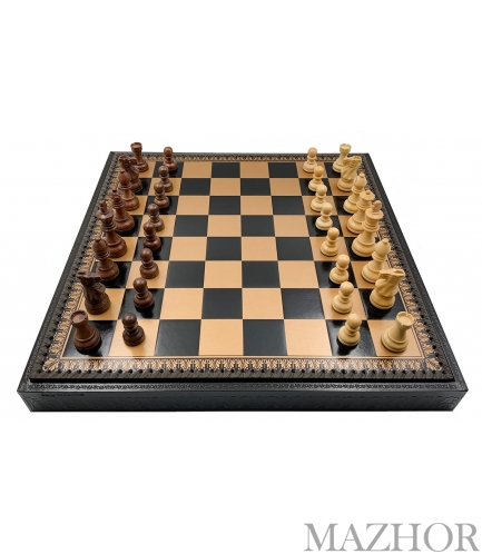 Шахматы Italfama G250-77+222GN - Фото №1