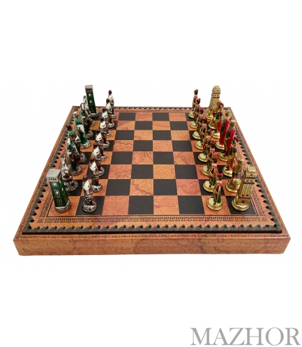 Шахматы Italfama 19-93+219MAP - Фото №1