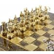 Шахматы Manopoulos S15BRO - Фото №6