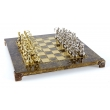 Шахматы Manopoulos S15BRO - Фото №3