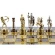 Шахматы Manopoulos S15BRO - Фото №4