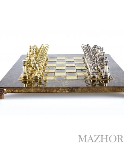 Шахматы Manopoulos S15BRO - Фото №1