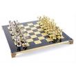 Шахматы Manopoulos S10BLU - Фото №2