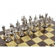 Шахматы Manopoulos S10BRO - Фото №4