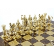 Шахматы Manopoulos S10BRO - Фото №3