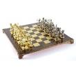 Шахматы Manopoulos S10BRO - Фото №2