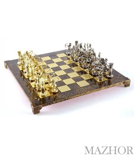 Шахматы Manopoulos S10BRO - Фото №1