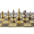 Шахматы Manopoulos S1BRO - Фото №5