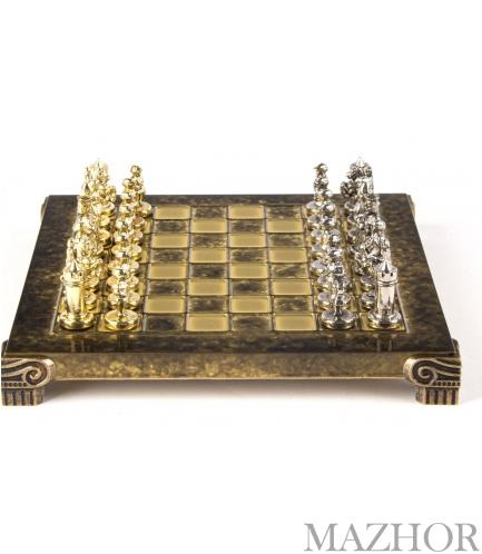 Шахматы Manopoulos S1BRO - Фото №1