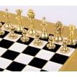 Шахматы Manopoulos S32BLA - Фото №6