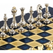 Шахматы Manopoulos S32BLU - Фото №5