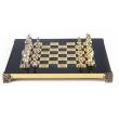 Шахматы Manopoulos S32BLU - Фото №2