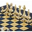 Шахматы Manopoulos S32BLU - Фото №6