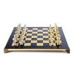 Шахматы Manopoulos S33BLU - Фото №2