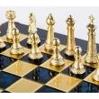 Шахматы Manopoulos S33BLU - Фото №3