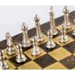 Шахматы Manopoulos S33BRO - Фото №5