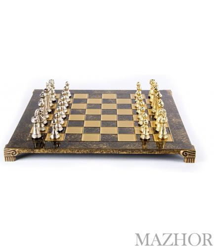 Шахматы Manopoulos S33BRO - Фото №1