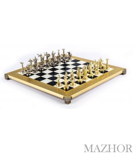 Шахматы Manopoulos S5BLA - Фото №1