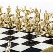 Шахматы Manopoulos S5BLA - Фото №3