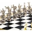 Шахматы Manopoulos S5BLA - Фото №4