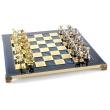 Шахматы Manopoulos S5BLU - Фото №2