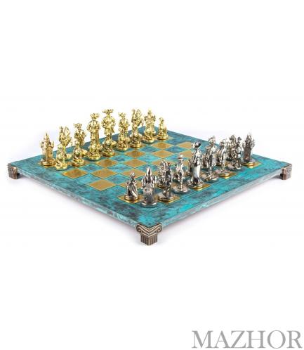 Шахматы Manopoulos S12TIR - Фото №1