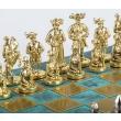 Шахматы Manopoulos S12TIR - Фото №6