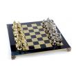 Шахматы Manopoulos S12BLU - Фото №3