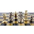 Шахматы Manopoulos S12BLU - Фото №6