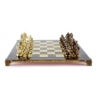 Шахматы Manopoulos S12CBRO - Фото №3