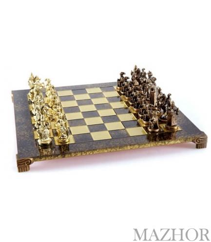 Шахматы Manopoulos S12CBRO - Фото №1