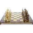 Шахматы Manopoulos S9CBRO - Фото №2