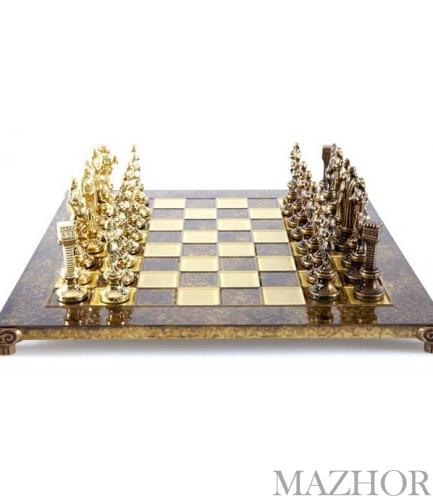 Шахматы Manopoulos S9CBRO - Фото №1