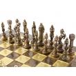 Шахматы Manopoulos S9CBRO - Фото №4