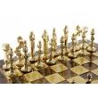 Шахматы Manopoulos S9CBRO - Фото №5