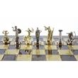 Шахматы Manopoulos S18BRO - Фото №5