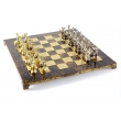 Шахматы Manopoulos S18BRO - Фото №2
