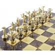 Шахматы Manopoulos S18BRO - Фото №3