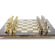 Шахматы Manopoulos S18BRO - Фото №4