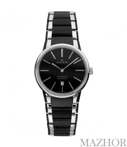 Часы EDOX Les Bemonts 27030 357N NIN - Фото №1