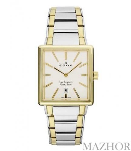 Часы EDOX Les Bemonts 27031 357J AID - Фото №1