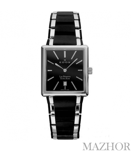Часы EDOX Les Bemonts 27031 357N NIN - Фото №1