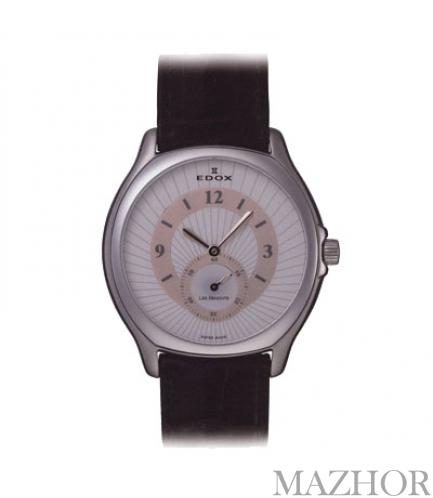 Часы EDOX Les Bemonts 72009 3 ABR - Фото №1
