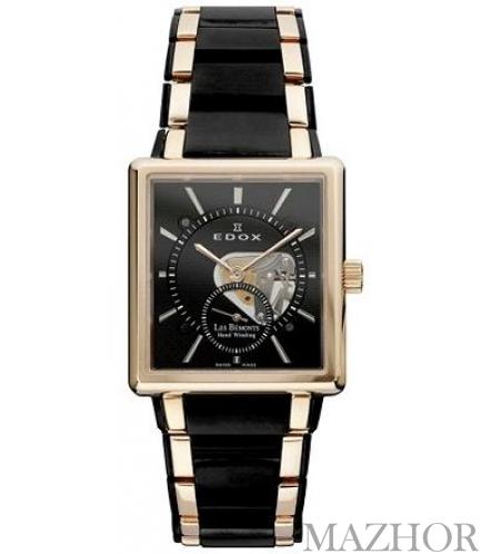 Часы EDOX Les Bemonts 72012 357RN NIR - Фото №1