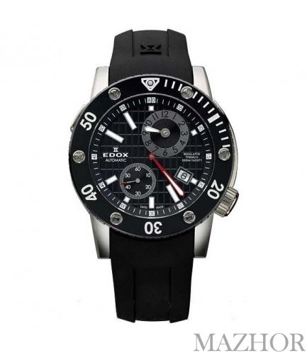 Часы EDOX Class 1 Titanium 77001 TIN NIN - Фото №1