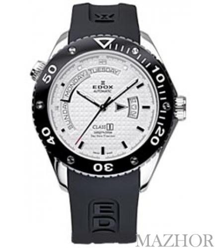 Часы EDOX Class 1 Titanium 83002 TIN AIN - Фото №1