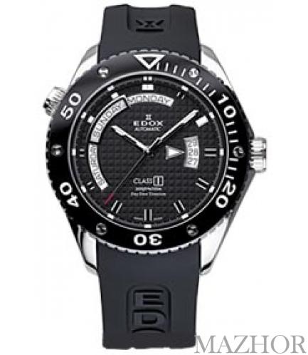 Часы EDOX Class 1 Titanium 83002 TIN NIN - Фото №1