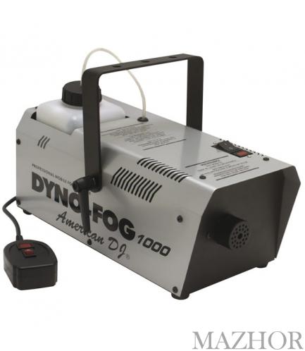 Дым-машина  AMERICAN DJ  DYNOFOG 1000 - Фото №1